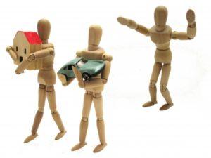 離婚時の慰謝料の相場について